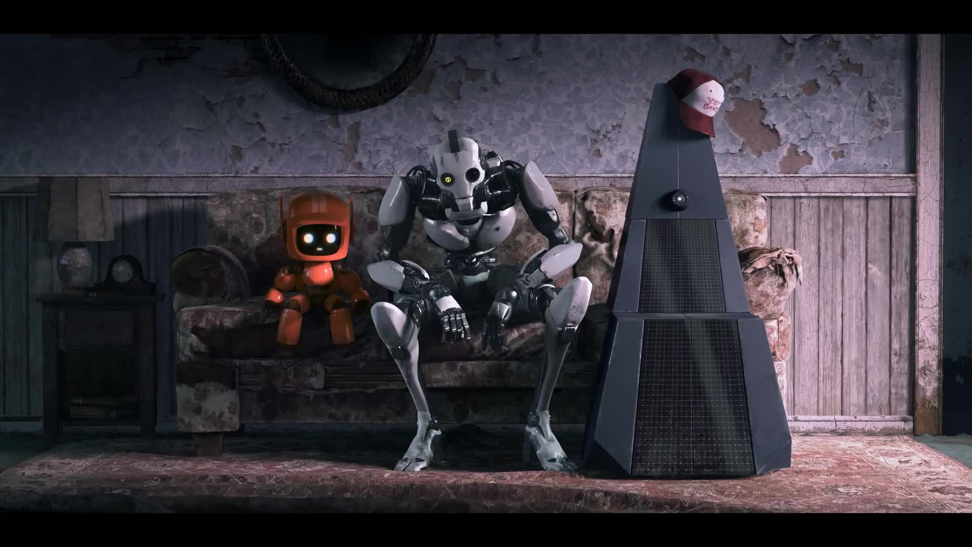 love, death and robots - photo #5