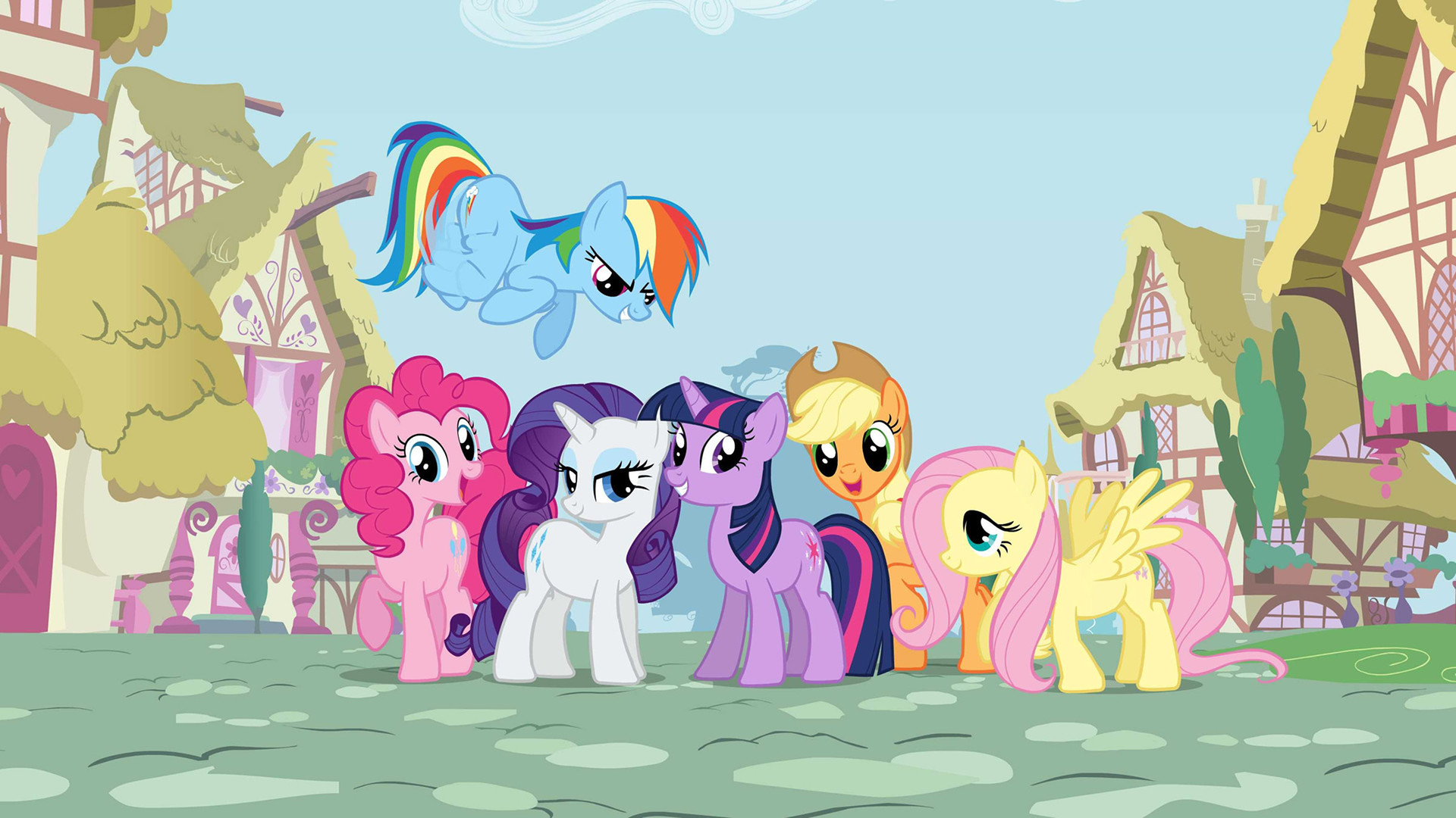 My Little Pony: Friendship is Magic (S09E21): Daring Doubt