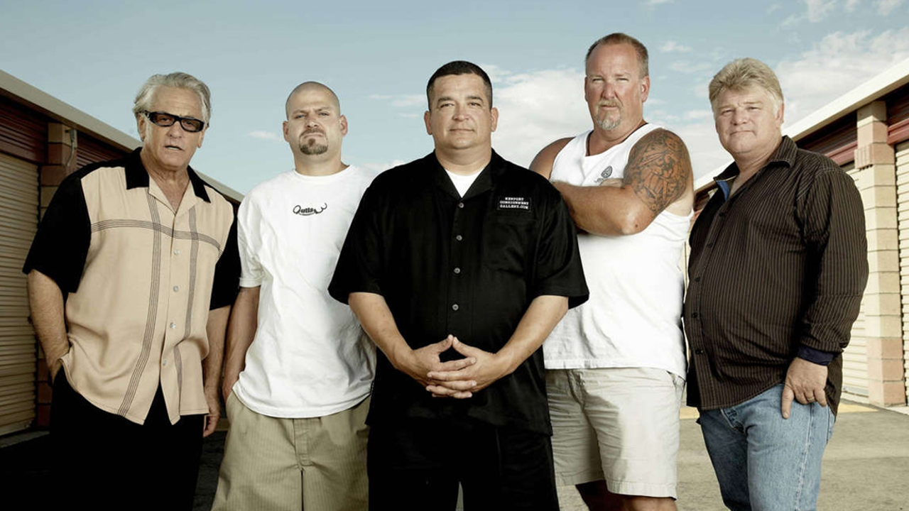Storage Wars Episode Guide Show Summary And Schedule Track Your Favourite Tv Shows