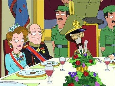 s05e01 1600 candles american dad - American Dad Christmas Episode