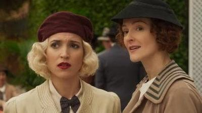 Cable Girls (S04E08): Chapter 32: Luck Summary - Season 4
