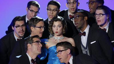 Crazy Ex-Girlfriend (S02E12): Is Josh Free in Two Weeks