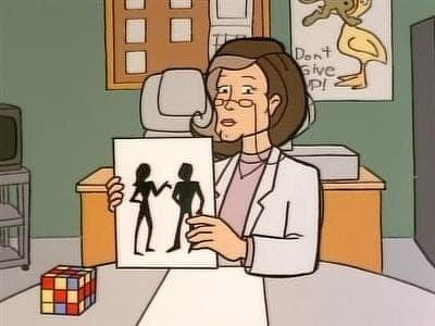 Daria S01e02 The Invitation Summary Season 1 Episode 2