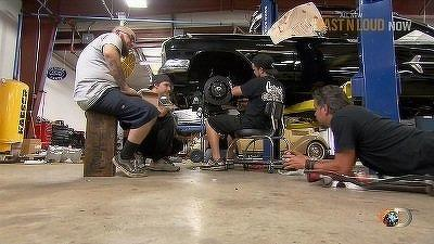 Fast N' Loud (S04E16): Jacked Up Jeep Summary - Season 4
