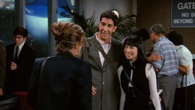Friends (S02E21): The One With The Bullies Summary - Season 2