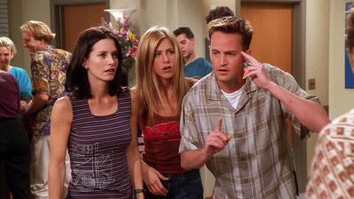 Friends (S05E18): The One Where Rachel Smokes Summary
