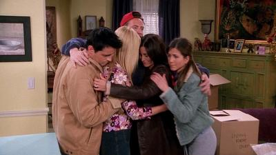 The One With The Fertility Test Summary - Friends Season 9 ...