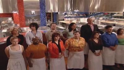 hells kitchen us - Hells Kitchen Season 1 Episode 1