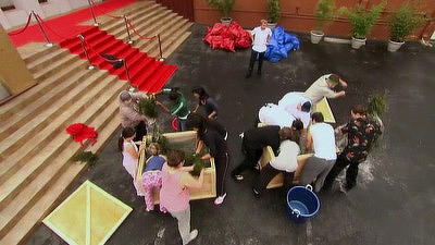 Awesome Hells Kitchen Us S05E13 3 Chefs Compete Summary Interior Design Ideas Inamawefileorg
