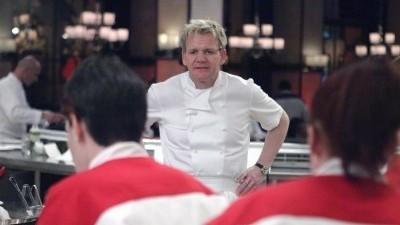 s08e01 16 chefs complete hells kitchen us - Hells Kitchen Season 8 2