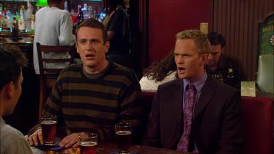 How I Met Your Mother Christmas.How I Met Your Mother S02e11 How Lily Stole Christmas