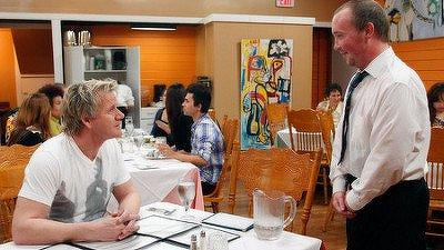 Kitchen Nightmares (S03E06): Le Bistro