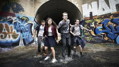 Nowhere Boys (S04E03): Battle for Negative Space: Lost in Negative