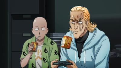 One-Punch Man (S02E12): Cleaning Up the Disciple's Mess Summary