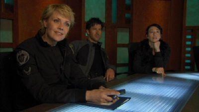 Stargate SG-1 (S10E03): The Pegasus Project Summary - Season 10