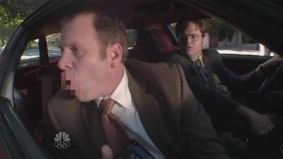 The Office (US) (S06E15): Manager and Salesman Summary